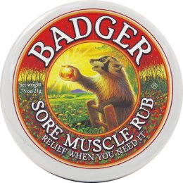 Badger Balm Sore Muscle Rub - 21g