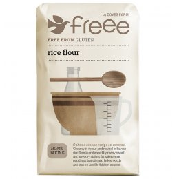 Doves Farm Gluten Free Rice Flour - 1kg