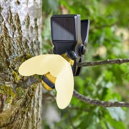 Solar Powered Bee Clips - Pack of 4