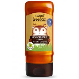 Sweet Freedom Gingerbread Syrup - 350g
