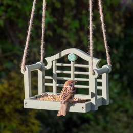 National Lutyen Swingseat Bird Feeder