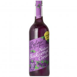 Belvoir Blackcurrant Cordial - 750ml