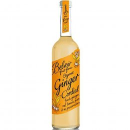 Belvoir Organic Ginger Cordial - 500ml