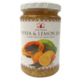 Meru Herbs Papaya & Lemon Jam - 330g