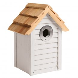 Gardman Beach Nest Box - Grey