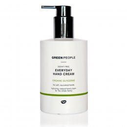 Green People Everyday Hand Cream - 300ml