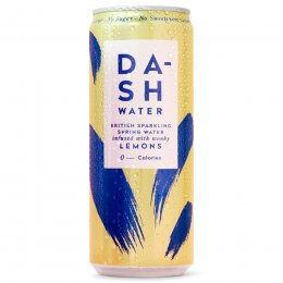 Dash Water Sparkling Lemon Multipack - 4 x 330ml
