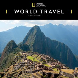 National Geographic World Travel Wall Calendar 2021
