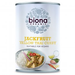 Biona Organic Yellow Thai Curry Jackfruit - 400g