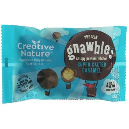Creative Nature Salted Caramel Crispy Protein Gnawbles - 30g