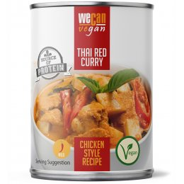 We Can Vegan Thai Red Curry - 400g