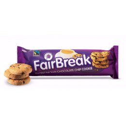 Traidcraft FairBreak Chocolate Chip Cookies - 150g