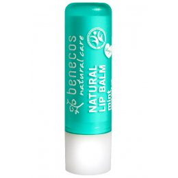 Benecos Natural Lip Balm - Mint
