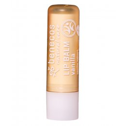 Benecos Natural Lip Balm - Vanilla
