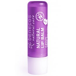 Benecos Natural Lip Balm - Cassis