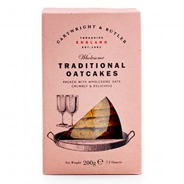 Cartwright & Butler Traditional Oatcakes - 200g