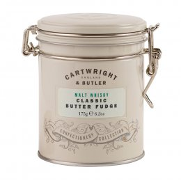 Cartwright & Butler Whiskey Fudge - 175g