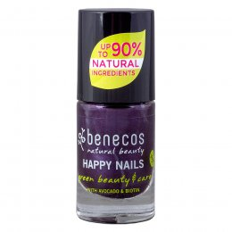 Benecos Nail Polish - Galaxy - 5ml