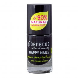 Benecos Nail Polish - Licorice - 5ml