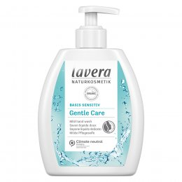 Lavera Basis Sensitiv Gentle Care Mild Hand Wash - 250ml