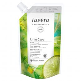 Lavera Organic Lime Care Hand Wash Refill Pouch - 500ml