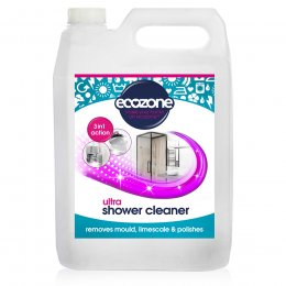 Ecozone Ultra Shower Cleaner - 2L