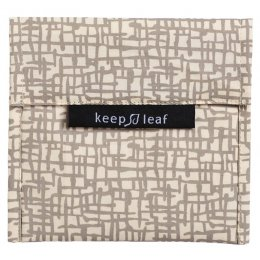 Keep Leaf Reusable Large Food Baggie - Mesh