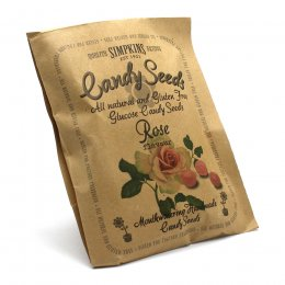 Simpkins Rose Flavoured Candy Seeds - 30g