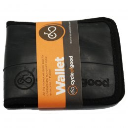 Cycle of Good Recycled Wallet