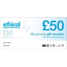 Ethical Superstore Gift Voucher - £50