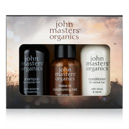 John Masters Organic Travel Collection Gift Set