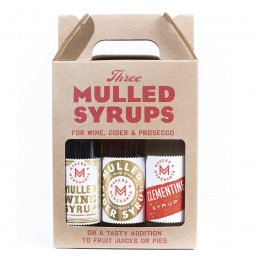 Makers & Merchants Mini Syrups Gift Set