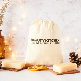 Beauty Kitchen Plastic Free Hand Soap Gift Set