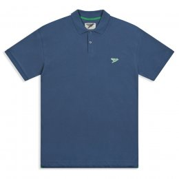 Mens Marco Polo Shirt - Deep Sea