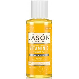 Jason Organic Vitamin E Skin Oil 45000IU - 59ml