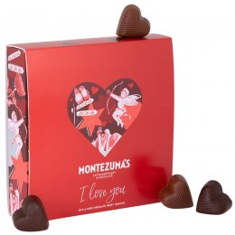 Montezumas I Love You Valentines Truffle Collection 160g