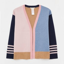 White Stuff Reversible Cardigan - Natural