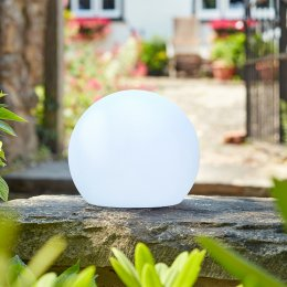 Solar Powered Lunieres Orb - Large