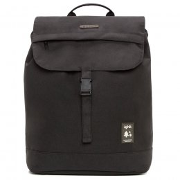 Lefrik Scout Recycled Backpack - Black