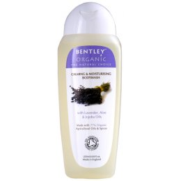 Bentley Organic Calming & Moisturising Body Wash - 250ml