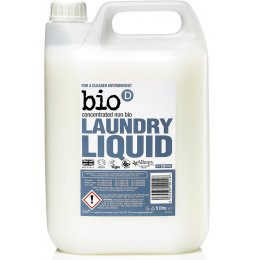 Bio D Concentrated Non-Bio Laundry Liquid - 5L
