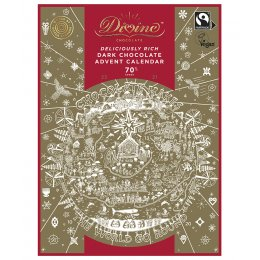 Divine Dark Chocolate Advent Calendar - 85g
