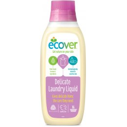 Ecover Non-Bio Delicate Laundry Liquid - Waterlily & Honeydew - 750ml