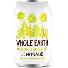 Whole Earth Organic Sparkling Lemonade - 330ml