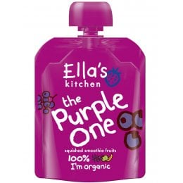 Ellas Kitchen The Purple One Smoothie Fruit - 90g