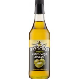 Meridian Organic Unrefined Olive Oil Extra Virgin 500ml