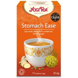 Yogi Organic Stomach Ease Tea - 17 Bags