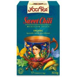 Yogi Organic Sweet Chilli Tea - 17 Bags