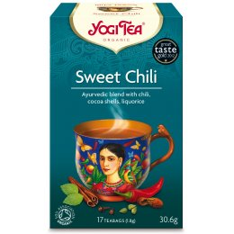 Yogi Organic Sweet Chili Tea - 17 Bags