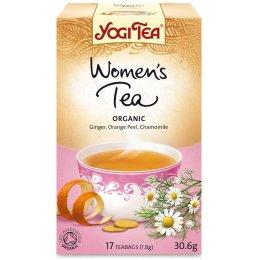 Yogi Organic Women's Tea - 17 Bags